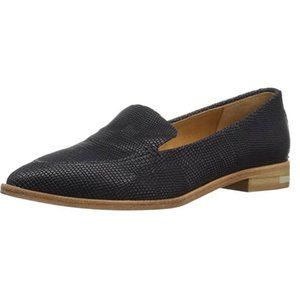 Coclico Women's Air Slip-On Navy Blue Loafers 9